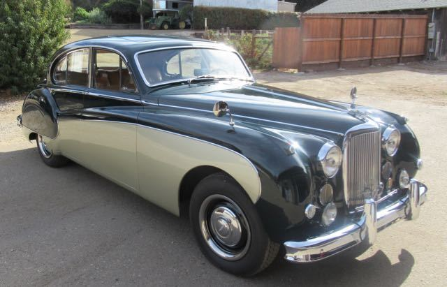 1960 Jaguar MK 9 Deluxe 1960 JAGUAR MKIX MK9