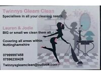 DOMESTIC/ENDOFTENANCY CLEANING SERVICES