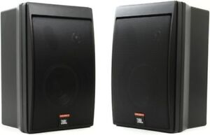 JBL Control 5 Speakers for sale