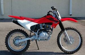 Wanted crf 230