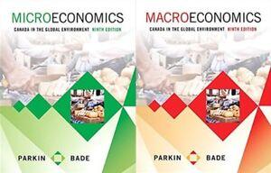 Parkin & Bade: Microeconomics + Macroeconomics