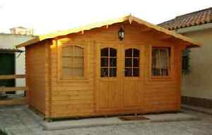 NEW Cabin for sale 129 square foot
