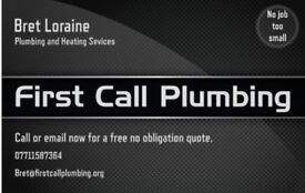 First Call Plumbing