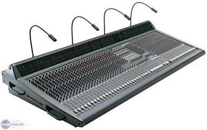 Mackie 40-Channel Studio/Live Mixing Console