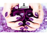 Gel Manicures or Pedicures in the comfort of your own home