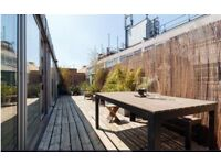 BEST 2 BED IN WHITECHAPEL *MASSIVE PRIVATE BALCONY AND TERRACE* *2 BATHROOMS* *ONE OF A KIND*