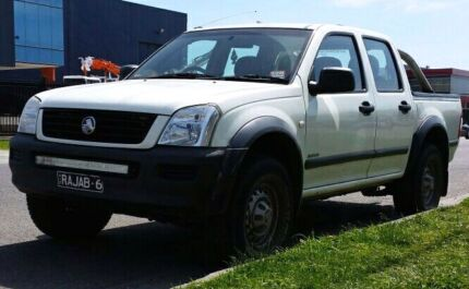 Holden rodeo lx 2003  Campbellfield Hume Area Preview
