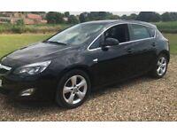 2010 Vauxhall Astra Diesel 5dr Sri,Full History&Mot,£30 Road Tax