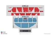2 Madame Butterfly Tickets 03/03/18 Stalls - Row L - Empire Theatre - Great Seats
