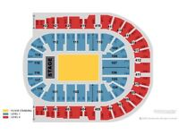 2 x 30 (Thirty) Seconds To Mars Seated Tickets - 02 Arena - London - Level 1 Block - Amazing seats