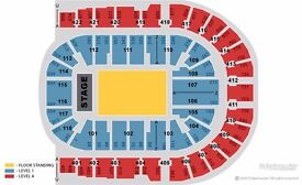 3-day weekend C2C - Country 2 Country ticket for sale