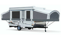 Rental – New 2014 Jayco 12ft PopUp Camper Trailer