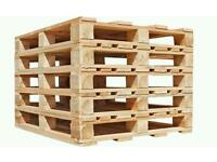 Wanted pallets cheap or free