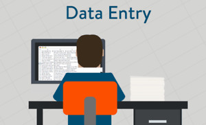 Bookkeing and Data entry services