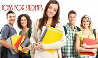 Part Time Jobs available for International Students. Apply asap