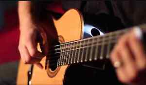 My guitar lessons your English Perth Perth City Area Preview