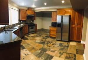 Well Maintained 2 bed+den BSMT for Rent South Surrey White Rock