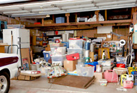 Need help Saturday or sun to clean out/organize my garage/shed