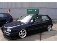 RH zw1 deep dish alloy wheels, split rims, 5x112 Mercedes audi Vw