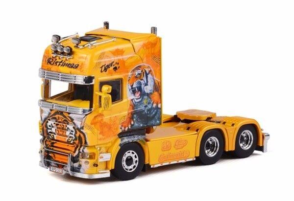 WSI - Ristimaa Tiger Show Truck Scania R
