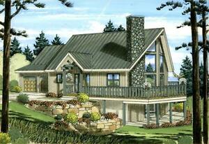 HOUSE PLANS, GARAGES AND DUPLEX PLANS FOR THE OKANAGAN