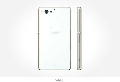 DOCOMO SONY SO-04F XPERIA A2 COMPACT UNLOCKED ANDROID 20.7MP SMARTPHONE WHITE