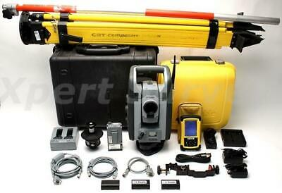 Trimble Sps610 Dr 5 Robotic Total Station W Trimble Recon Lm80 Prism Sps 610
