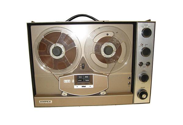 Ampex Recorders