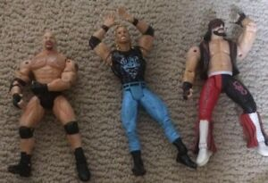 WCW Action Figures