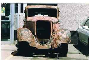 4 door dodge 1934 parts car