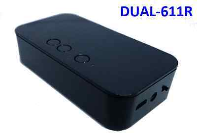DUAL-611R Portable Hi-Res Audio Rx(Use with DUAL-510T, 1x 510T to multiple 611R)