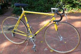 Andre Bertin ultra light vintage racing bike