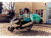 Make Up To £2,400 Every Two Weeks With Deliveroo