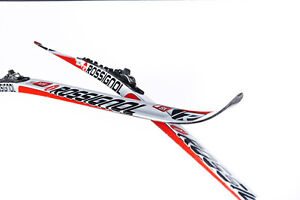 Rossignol Delta Course NIS 180cm Skate Skis NEW w/ Xcel Bindings, Retail:$549.99