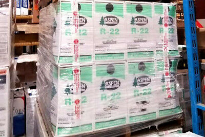 Pallet of 40-R22  30 lb.new factory sealed Virgin made in USA Same Day shipping