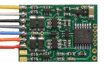 NCE 171 D13W DCC DECODER HO 4 function wire /was NCE 100 D13SR MODELRRSUPPLY-com