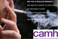 Are you a Regular Smoker?