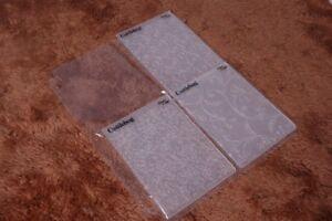 Cuttlebug Embossing Folder A2 storage (4.25