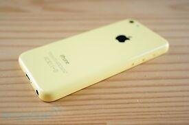 IPhone 5c 16GB YELLOW UNCLOCKED
