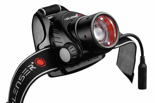 ~NEW~ LED Lenser H14R.2 Rechargeable Headlamp, 1000 Lumens