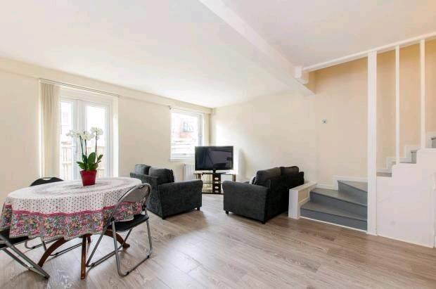 Modern 3b flat with garden in Bethnal Green