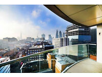 Fantastic 3 bed 2 bath with 1 ensuite 24 hour concierge landscaped roof terrace located in Aldgate