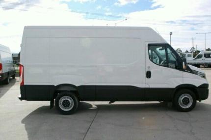 Van With Two Careful Men