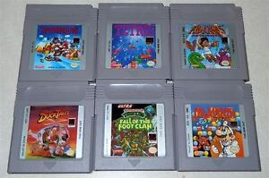 Looking for any Gameboy  games
