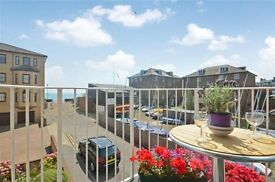 Lovely 2 bedroom seafront flat in Hythe