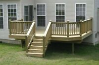 Decks , fences and more