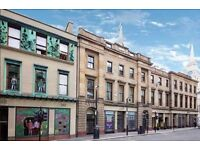 2 bed penthouse flat - Glasgow City Centre - Merchant City - Italian Centre - Available NOW!