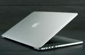 MacBook pro/air; core i5/i7; 2008---2016 de 500$