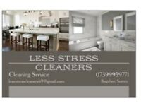 *** CLEANING SERVICE ***