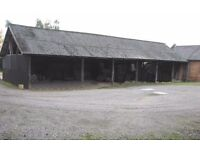 Under Cover Car Van Boat Storage Parking Space to let Near Ratcliffe on Soar